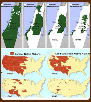 palestine-reduction-native-American-conquest