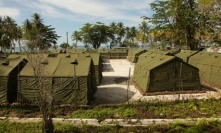 (FILE) Manus Island Detention Centre