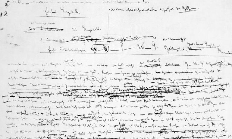 karl-marxs-manuscript-for-das-kapital-everett